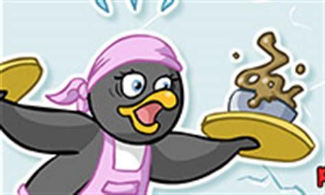 jeux cuisine pingouin jeux de pingouin jouez gratuitement 224 des jeux en ligne