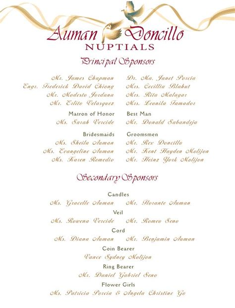 wedding entourage list template 30 best images about invitations on wedding