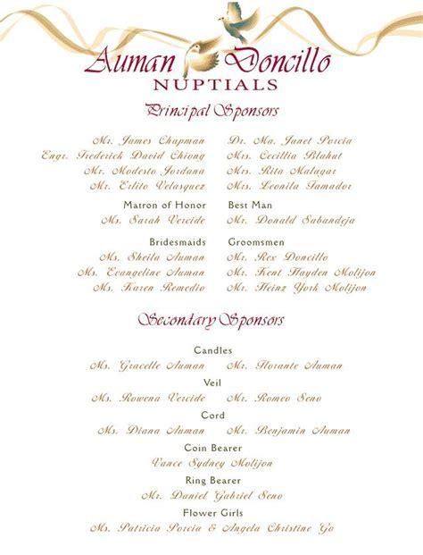 Wedding Invitation Format Entourage: Wedding Invitation