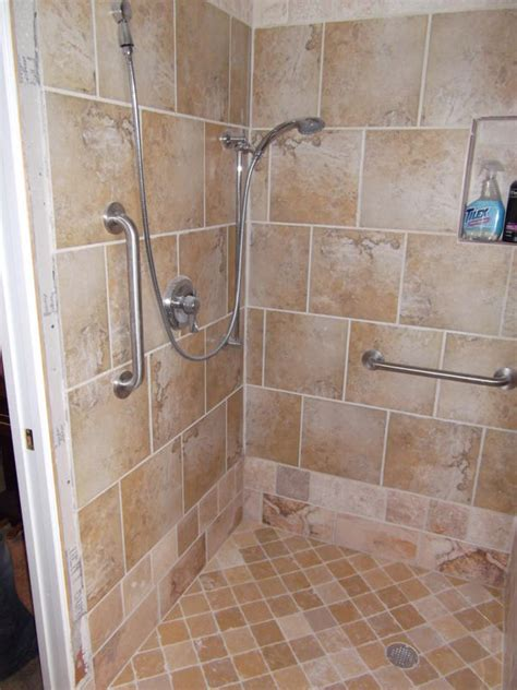 Remodeled Showers shower remodel bathroom after seabrook league city