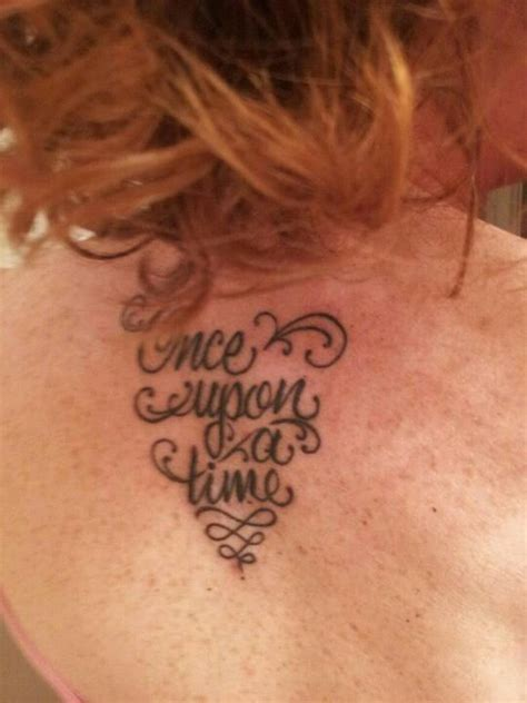 tattoo inspiration time once upon a time back tattoo tattoo inspiration