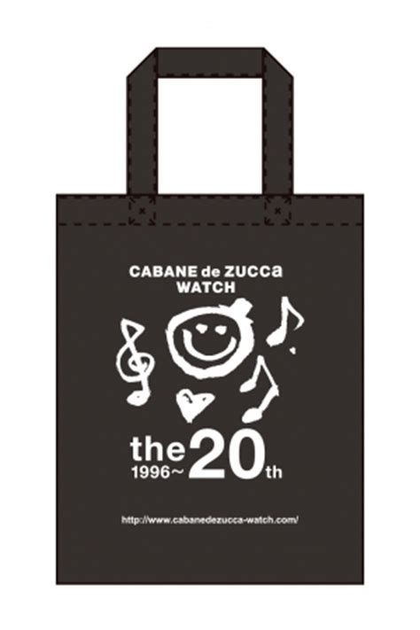 Keep In Time With The Cabane De Zucca Eye Patch by 自由な感性が魅力の Cabane De Zucca カバン ド ズッカ ウオッチ から20周年を記念し