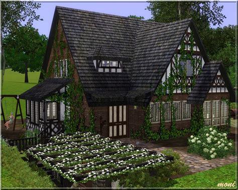 Small Tudor House arda sims tudor house ii