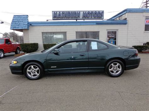 1998 Pontiac Grand Prix Coupe by 1998 Pontiac Grand Prix Gtp 2dr Supercharged Coupe In