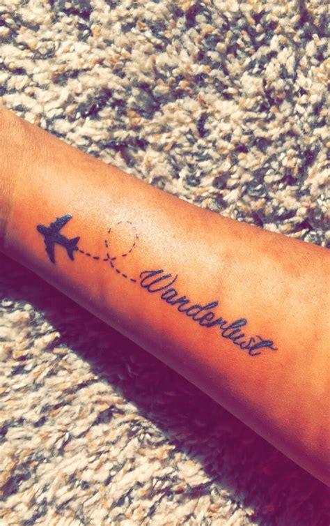 wanderlust tattoo ideas wanderlust tattoos wanderlust