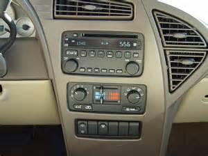 2006 Buick Rendezvous Interior 2006 Buick Rendezvous Instrument Panel Photos Motor