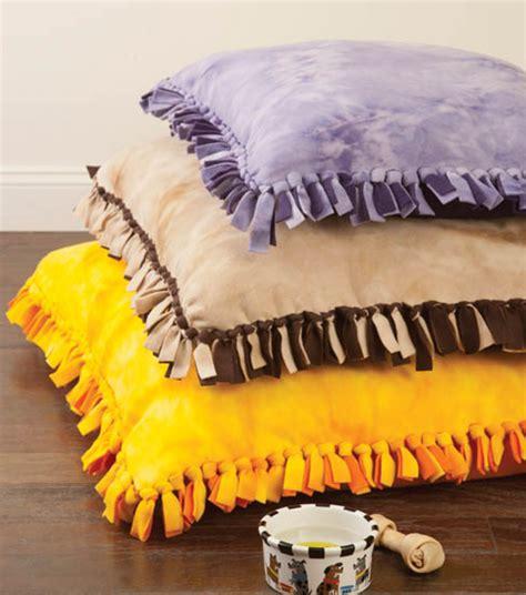 no sew dog bed no sew dog bed at joann com