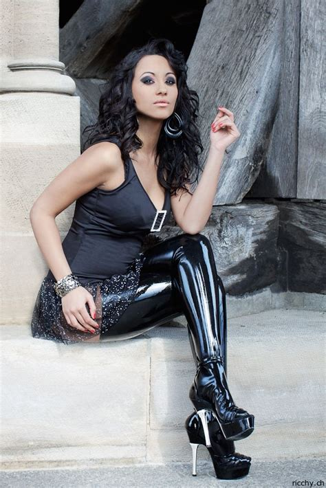 High Heels Sn320 B 494 by ricchy deviantart on deviantart boots heels leather and