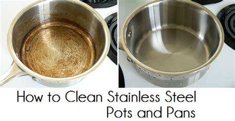 how to polish stainless steel taste of august how to clean stainless steel pots and pans