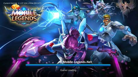 mobile legend update froze for a time updates 2018 mobile legends