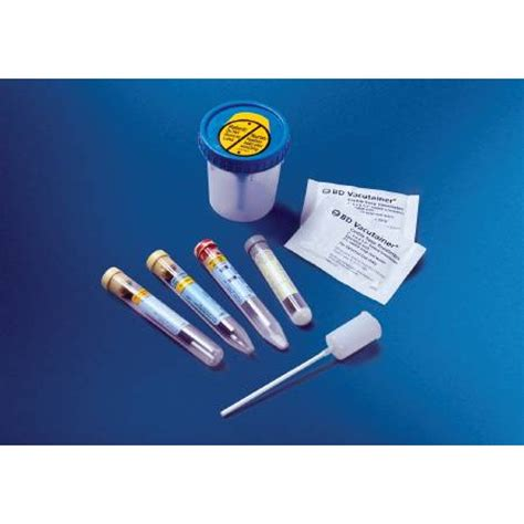 b d bd vacutainer urine collection tube 16 x 100 mm 364992