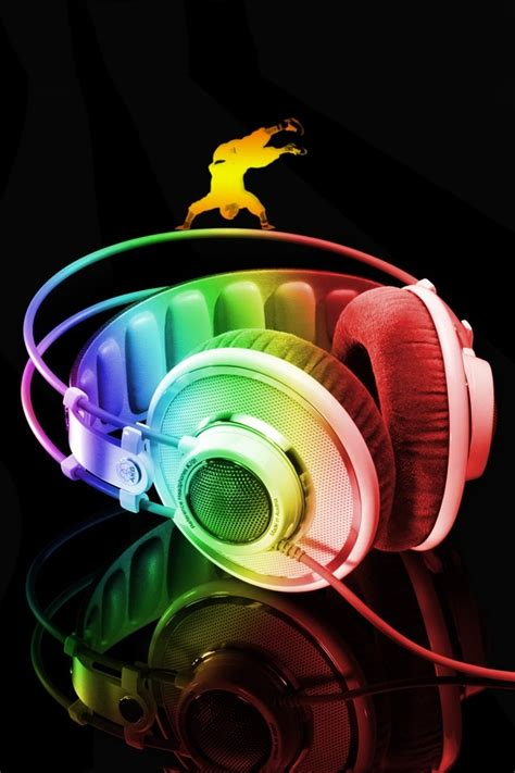 colorful headphones colorful headphones cake ideas and designs