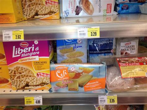 celiachia alimenti consentiti intolleranza al glutine gli alimenti ammessi le