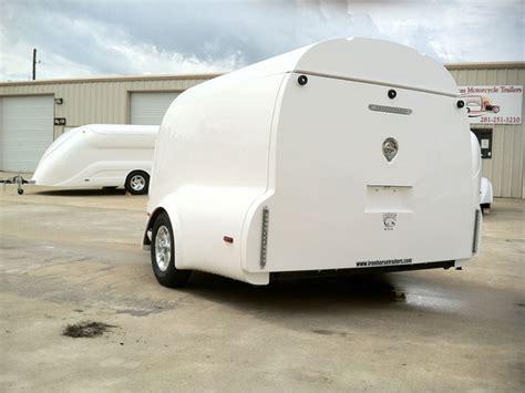 best hd trailers 2 bike flip top enclosed motorcycle trailer southeast