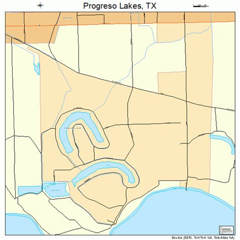 progreso texas map progreso lakes texas map 4859642