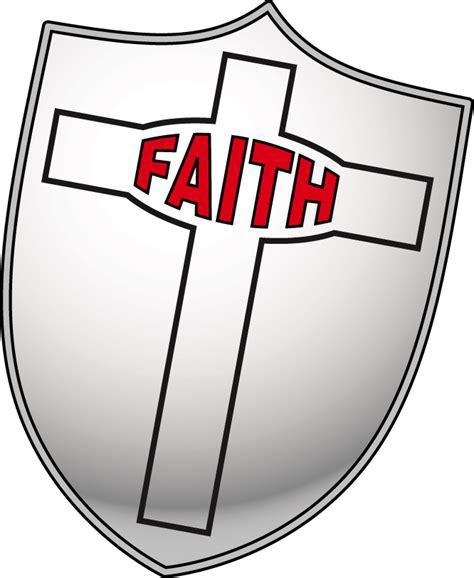 faith clipart shield of faith clipart