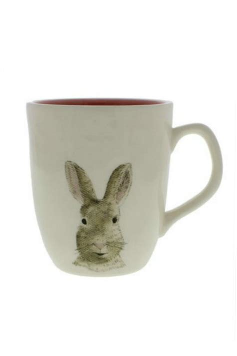 Rabbit Mug by Dunn Rabbit Mug From New York By Memory Country