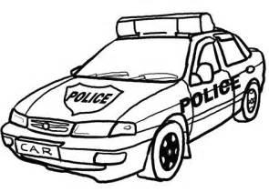 gallery gt police car outline