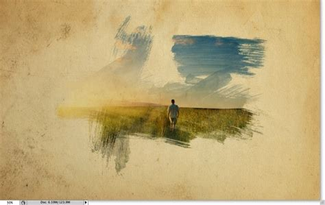 tutorial watercolor photoshop super cool watercolor effect in 10 steps in photoshop