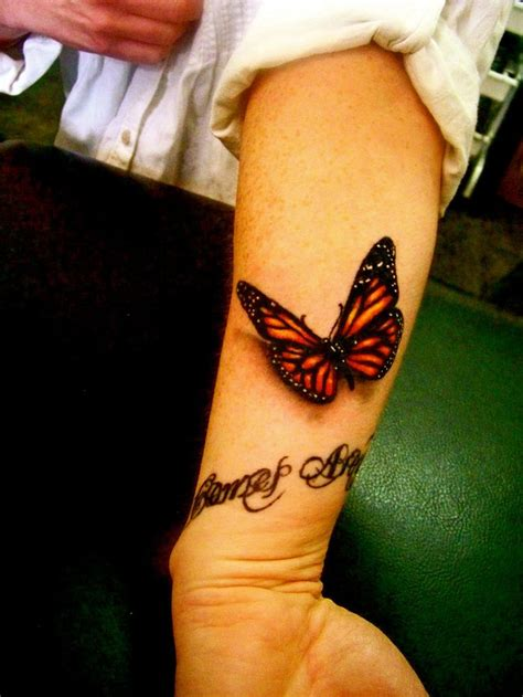 realistic butterfly tattoo designs wrist designs for on wrist tattoos for