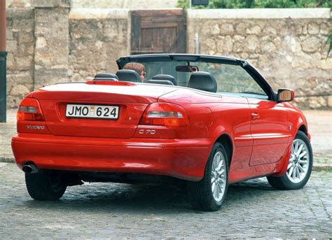 volvo c70 problems with roof review volvo mk 1 c70 convertible 1999 04