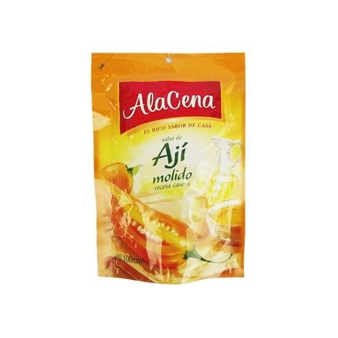 alacena aji molido salsa de aj 237 173 amarillo molido alacena 85ml el inti la