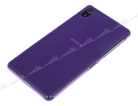 Rubber Sony Xperia Z2 Baymax sony xperia z2 0 2 mm ultra ince şeffaf mor rubber kılıf