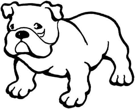 english bulldogs with puppy coloring page free printable little bulldog coloring pages little bulldog coloring