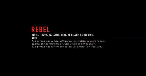 born genius meaning born to rebel surrounded by conformists definition