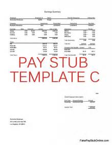 standard pay stubs fake pay stubs online quick easy