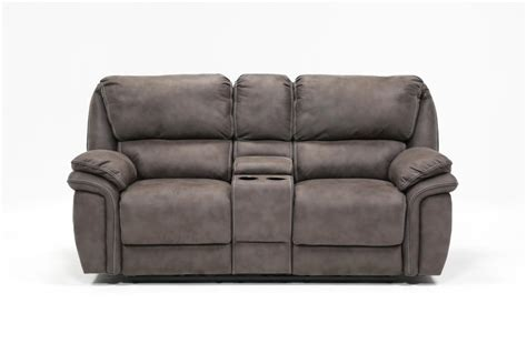 Dual Reclining Sofa With Console Furniture Loveseat With Console Dual Reclining Loveseat With Console Recliners