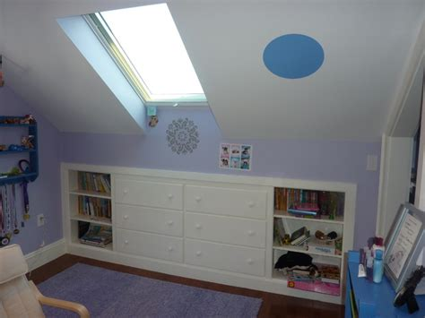 attic converted to bedroom attic conversion traditional bedroom boston by