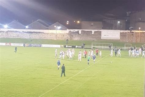 mark rowley limerick reaction and match clips of garryowen s sporting limerick