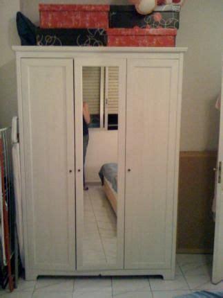 armario segunda mano madrid se vende armario con 3 puertas blanco ikea segunda mano