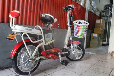 Ac Yg Murah Dan Hemat Listrik kendaraan praktis tanpa bbm paling murah sepeda listrik