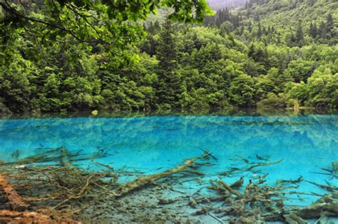 clearest lake in china facts information hub of besties of world places