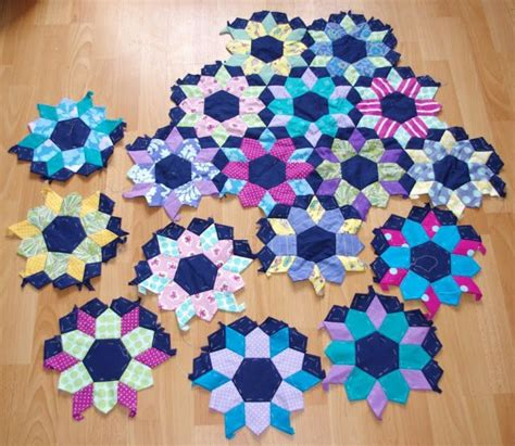Patchwork Hexagon - 632 best images about paper piecing quilt on