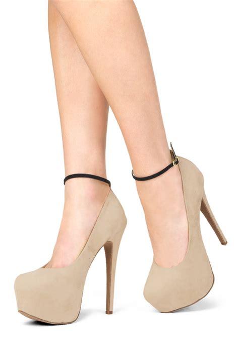 Rouen Schuhe in Nude günstig kaufen bei JustFab