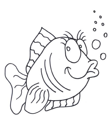 fish coloring pages for toddlers fish coloring pages 4 coloring