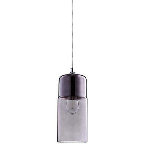 two tone lights berdan 5 quot wide two tone smoke glass mini pendant light