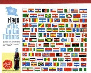 United Nations Nation 46 by Flags Of The Members Countries Of United Nation Day Flag