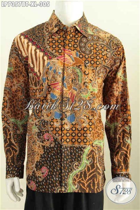 Hem Bagus by Hem Bagus Lengan Panjang Bahan Batik Kombinasi Tulis