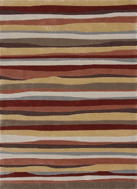 Tozai Home Decor by Loloi Rugs Gratgr 15sq Grant Spice Modern Contemporary