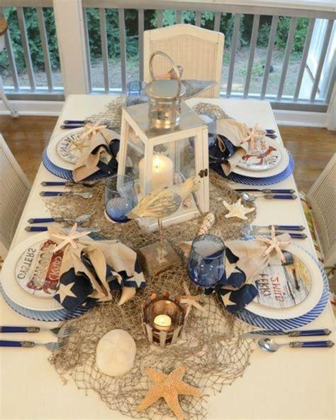Tischdeko Hochzeit Maritim by 40 Maritime Tischdeko Ideen Viele Davon Diy Archzine Net