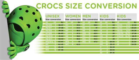 crocs shoe sizing chart shoes original crocs croc retro clog size c12