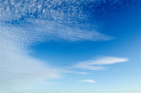 show me colors of the sky blue sky with cloud free stock photo domain pictures