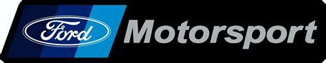 Aufkleber Ford Motorsport aufkleber ford motorsport dimension 20 x 100 mm