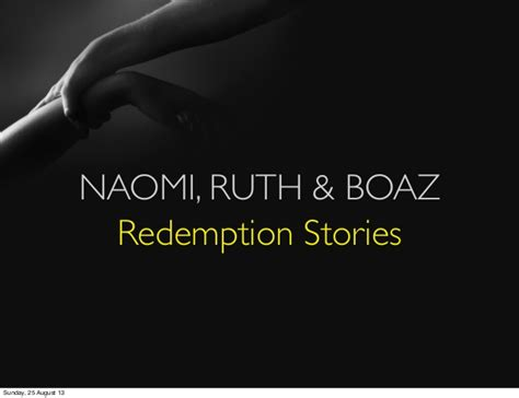 renewal grace and redemption in the story of ruth books stories of redemption ruth and boaz