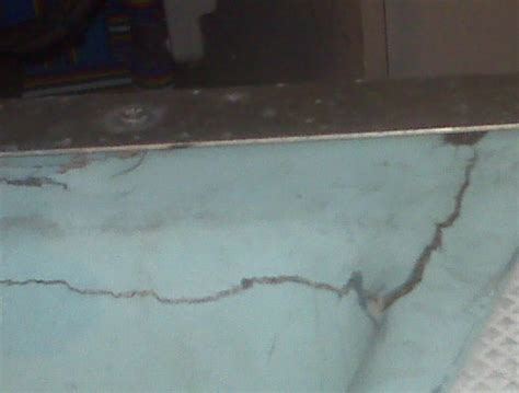 boat transom cracks cracks in transom help the hull truth boating and