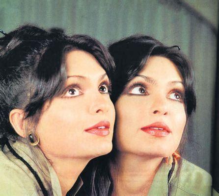 parveen babi and zeenat aman photo the gallery for gt zeenat aman and parveen babi